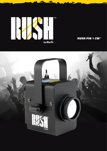 RUSH Pin 1 CW Specification