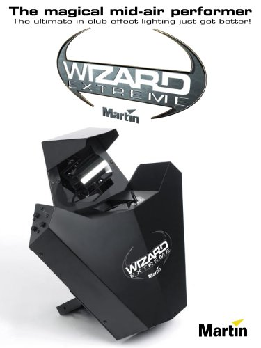 Wizard Extreme Brochure