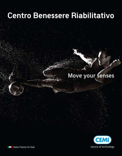 Brochure Centro benessere riabilitativo