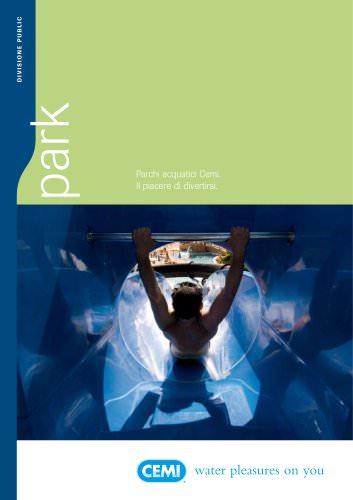 Brochure Parchi acquatici