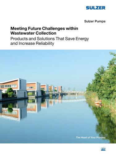 Meeting Future Challenges Within Wastewater Collection - Metric Unit