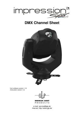 Impression Spot One DMX V1.4
