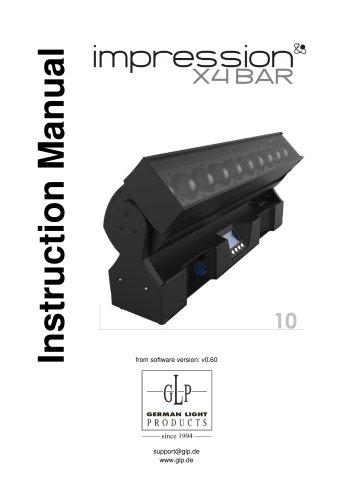 Impression X4 Bar