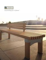 site furnishings for a Lifetime