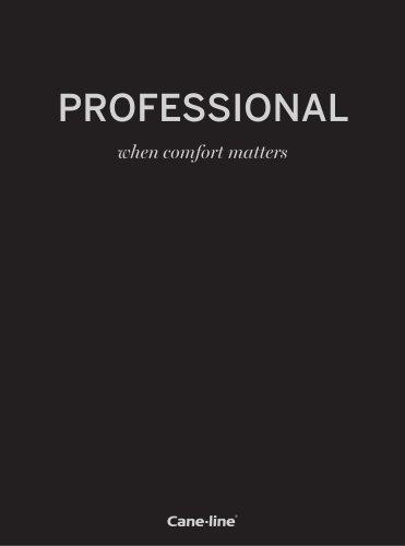 PROFESSIONAL _when comfort matters
