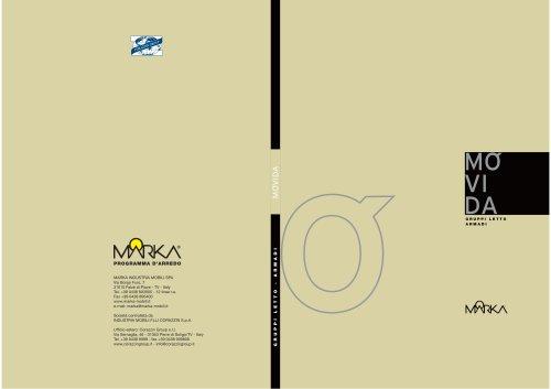 Catalogue Movida Letti