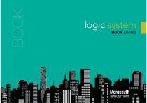 "ZONA GIORNO: ""LOGIC SYSTEM - BOOK LIVING"""