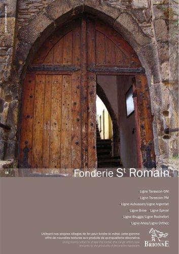 Fonderie St Romain