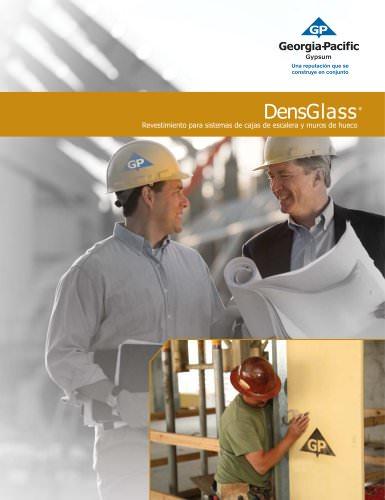 Literature:DensGlass Shaftliner para ejes de elevadores, cajas de escalera y áreas de servicios mecánicos