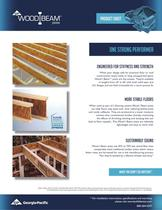 Literature:Wood I Beam Joists - One Strong Performer