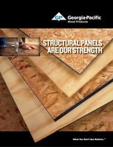 Plytanium Plywood:Georgia-Pacific Plywood Full Line Brochure