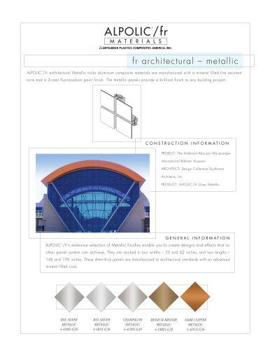 Architectural Metallic