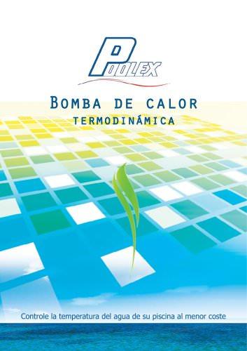 Bomba de calor Poolex 2012