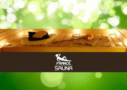 Catalogo France-Sauna 2012