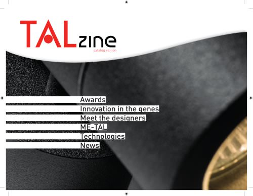 TALzine catalog edition
