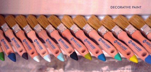 Colour Chart Collection Decorative Paint Mercadier