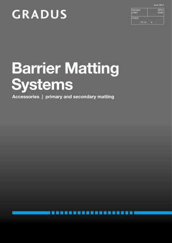 Gradus Matting Catalogue