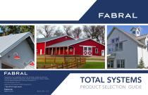 PRODUCT SELECTION BROCHURE