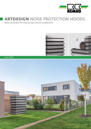 ArtDesign Noise protection hoods