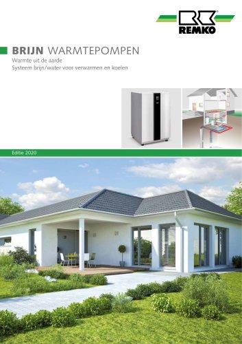 Brine-Water Heatpumps