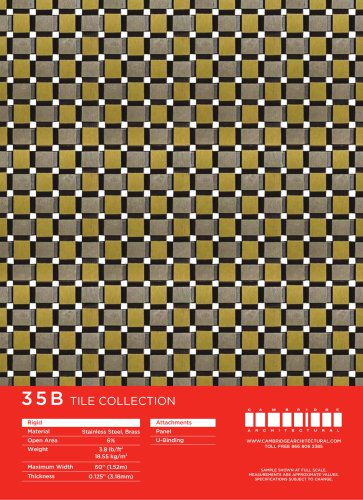 35B TILE COLLECTION