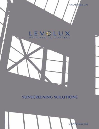 Levolux Sunscreening Brochure (American)