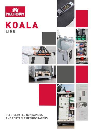 Leaflet Koala Line