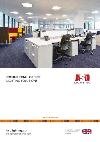 COMMERCIAL OFFICE LIGHTING SOLUTIONS