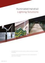 Illuminated Handrail Lighting Solutions