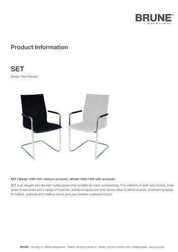 SET Model 1240-1243
