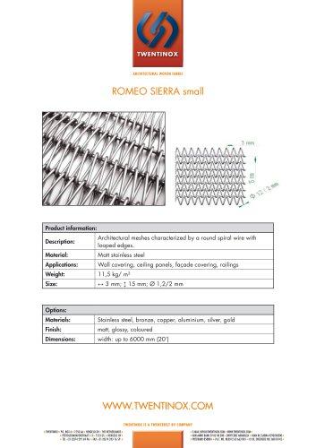 ROMEO SIERRA small