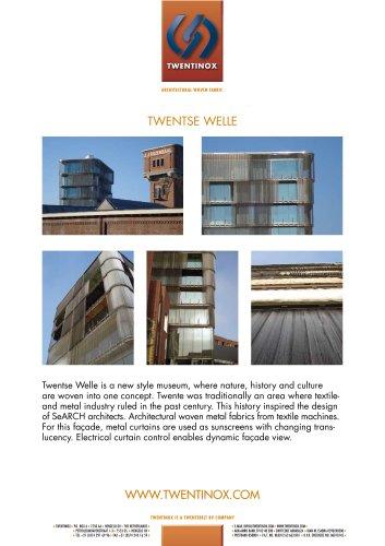 Twentinox metal façades