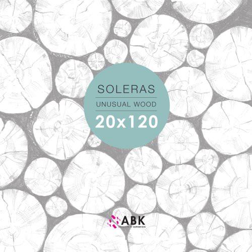 Soleras 20x120 / 20x170