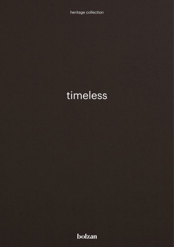 Timeless _ heritage collection