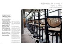 THONET Wooden Chairs - 5