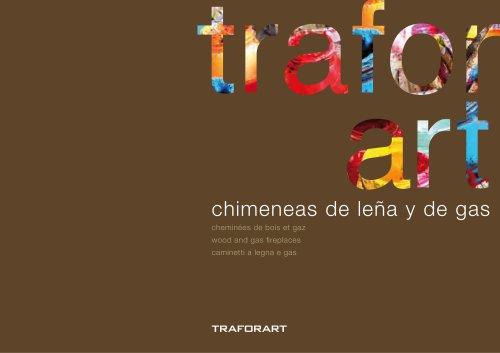 Catálogo TRAFORART 2015