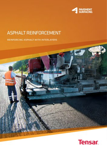 Asphalt Reinforcement