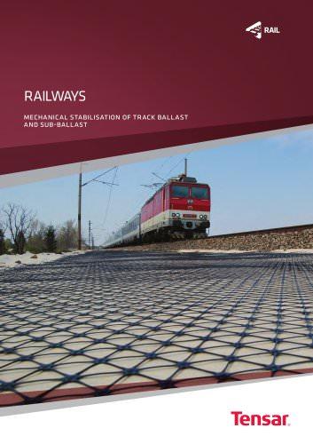 Tensar Railway Brochure