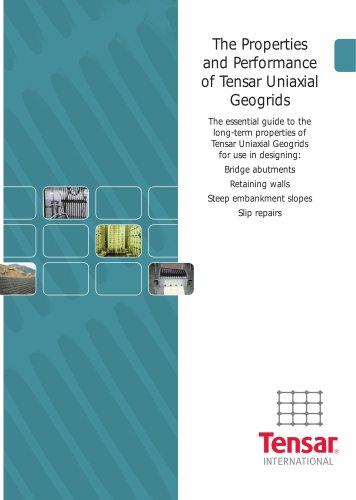 Tensar Uniaxial Brochure