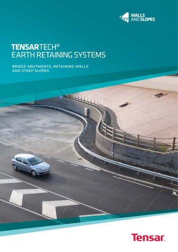Tensartech Earth Retaining Systems Brochure