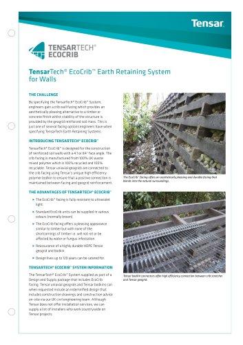 TensarTech® EcoCrib™