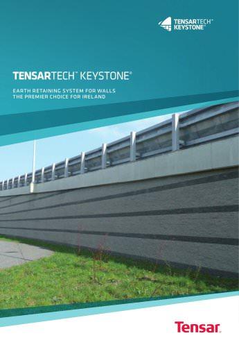 TensarTech Keystone System Brochure Ireland