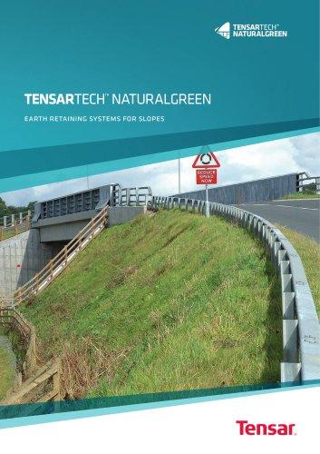 Tensartech NaturalGreen Brochure