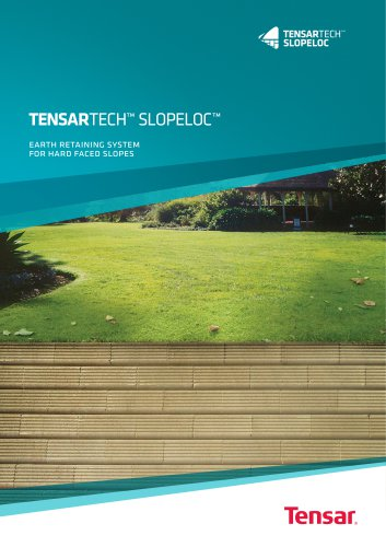 TensarTech™ slopeloc™