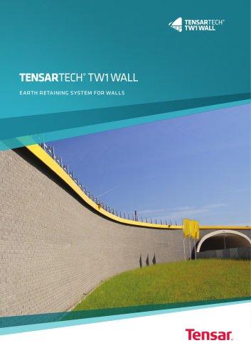 Tensartech TW1 Wall Brochure