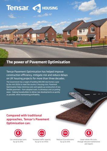 The power of Pavement Optimisation
