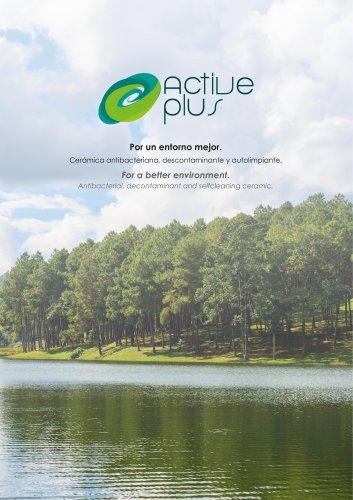 Active Plus - gres extrusionado antibacteriano