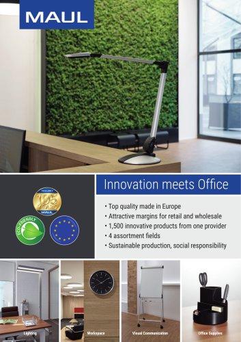 innovation meets office
