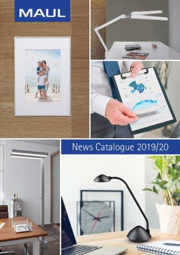 News Catalogue 2019/20