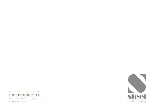 Collection 2017 – Giardino
